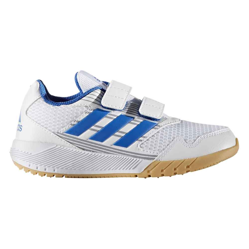 super popular 717bf 7ece1 adidas Altarun Cf K White buy and offers on Runnerinn