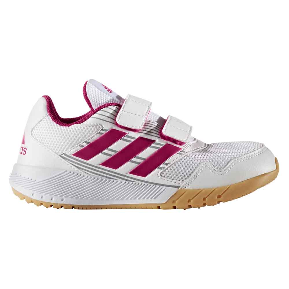adidas Altarun Cf K White buy and offers on Runnerinn f752a664571