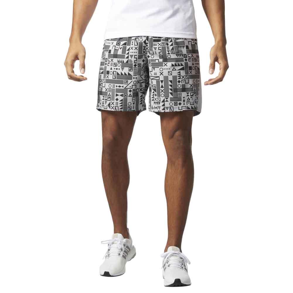4c8b7c45b2600 adidas Supernova 5 Print Shorts buy and offers on Runnerinn
