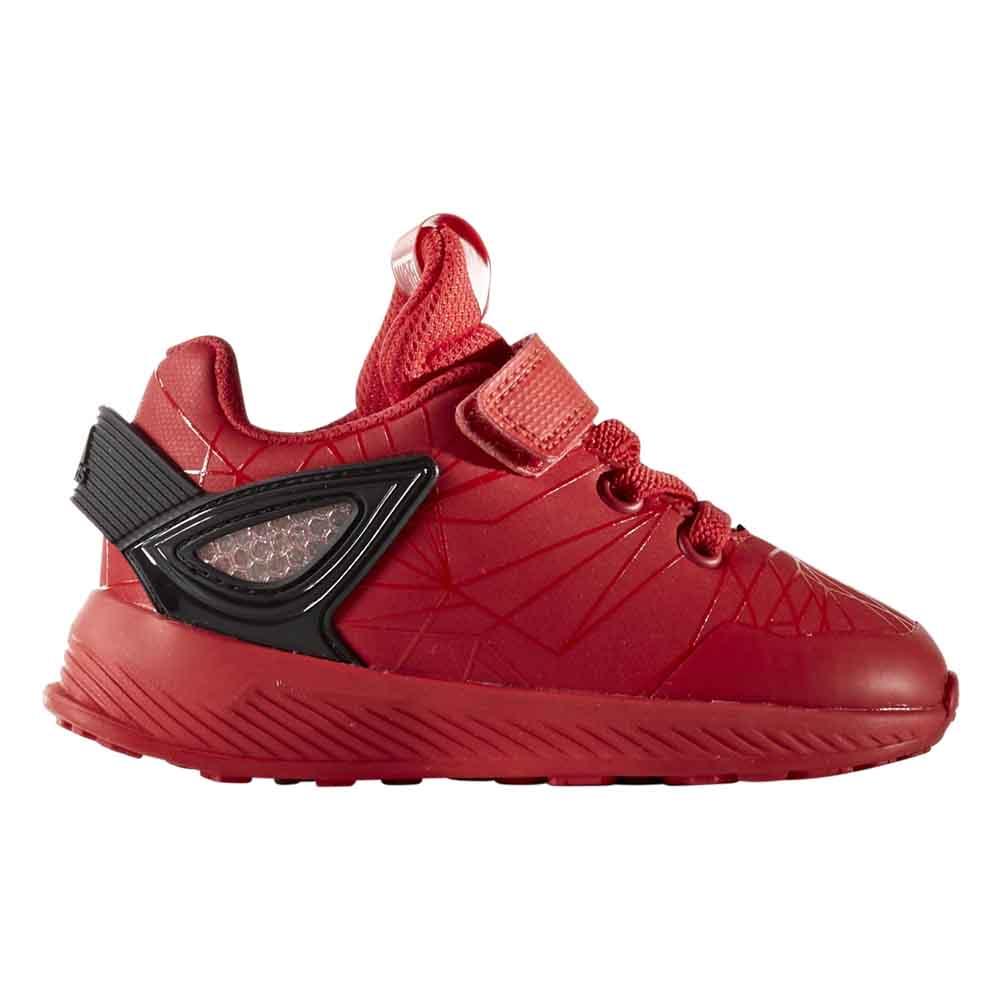 5768bb78a52 basket adidas spiderman,baskets mode garcon adidas performance disney spider  man k bleu blanc chaussure