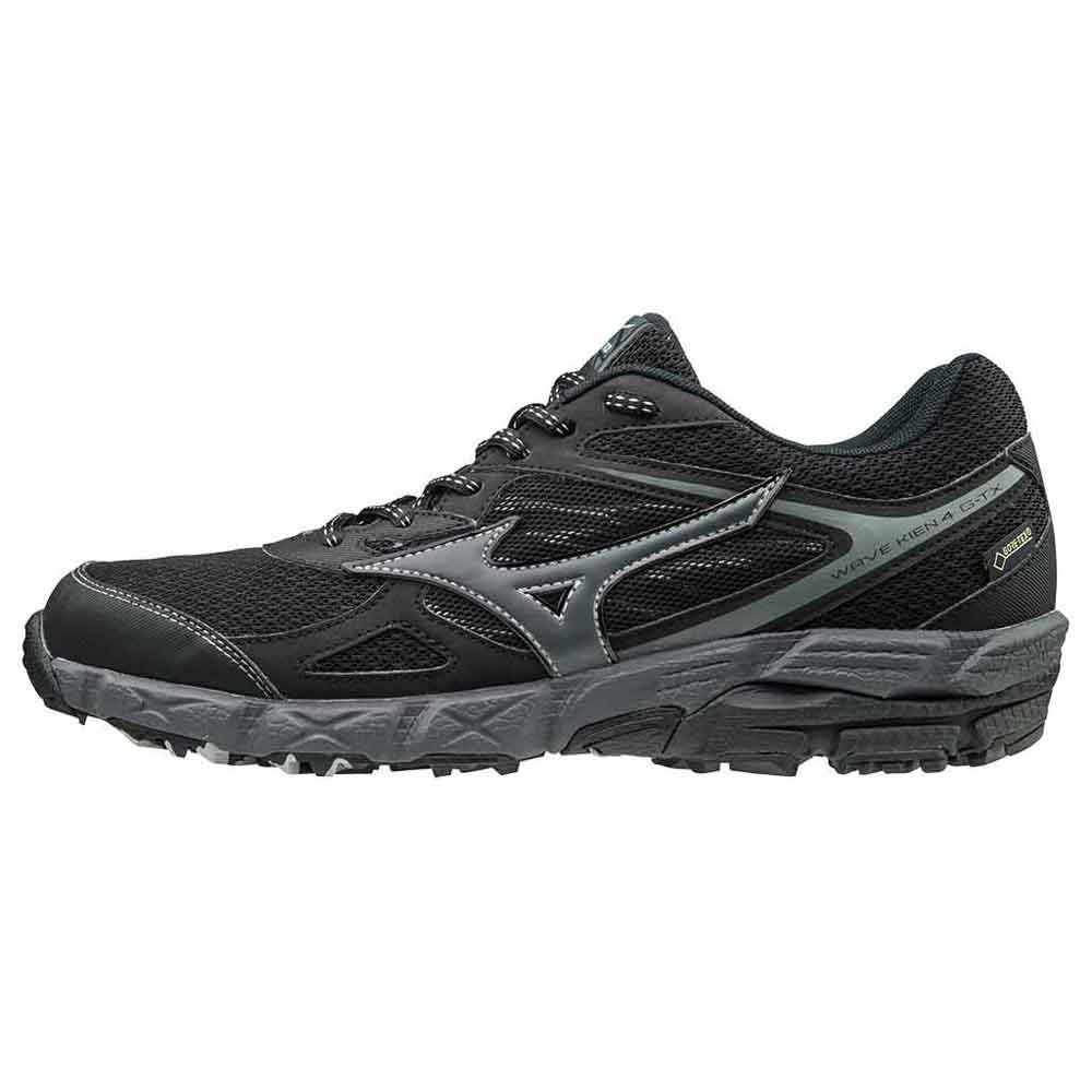 15e3c35d Mizuno Wave Kien 4 Goretex Black buy and offers on Runnerinn