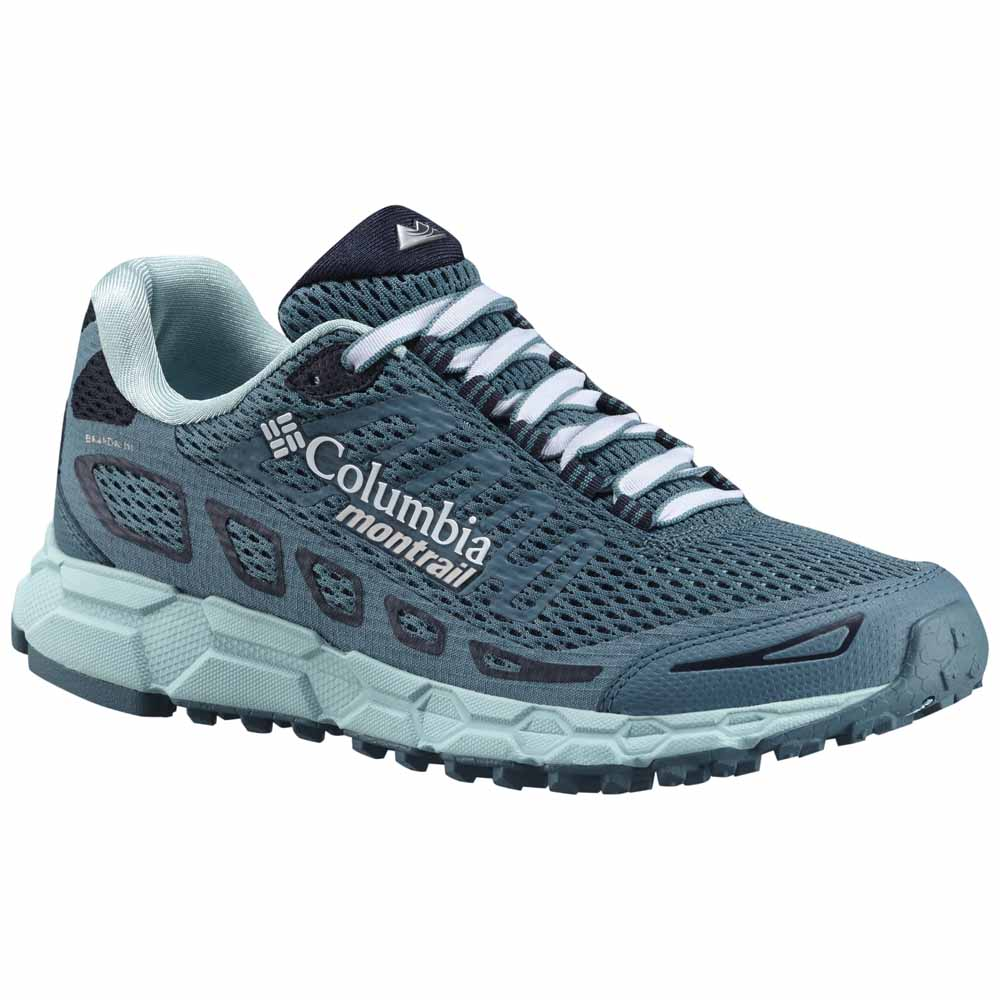 c2512229673a5 Columbia Bajada III Blue buy and offers on Runnerinn
