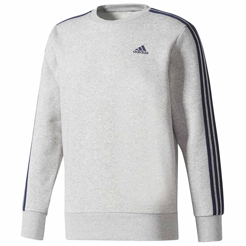 Essentials 3 Stripes Crew sweatshirt