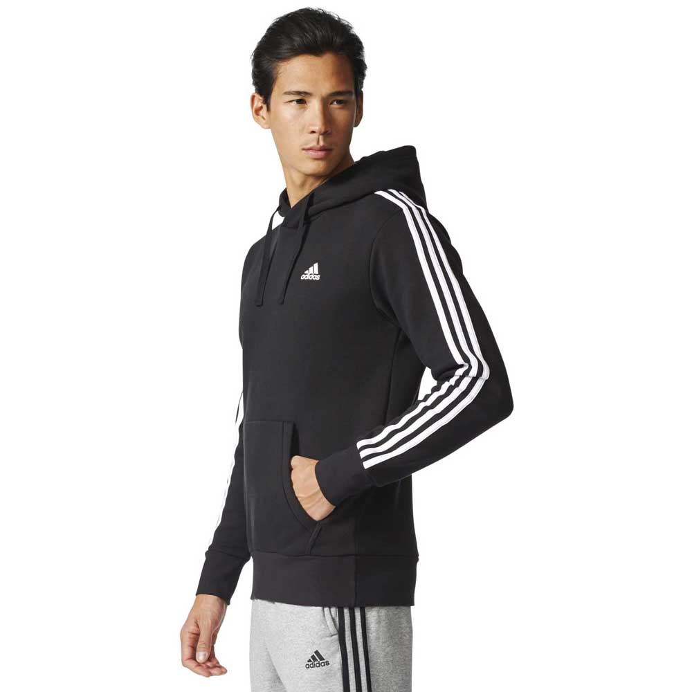 adidas 3 stripes pullover