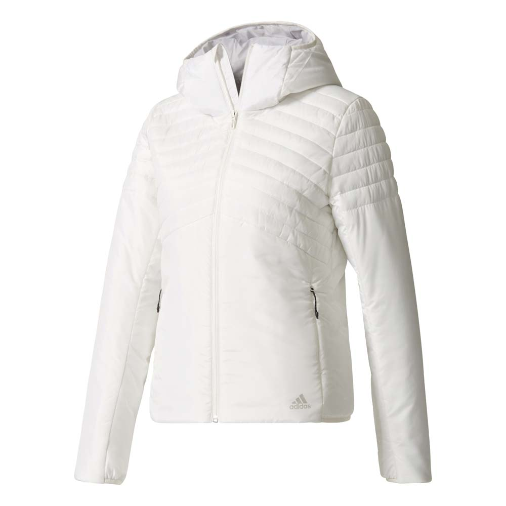 adidas Cytins Padded Hooded buy and offers on Runnerinn
