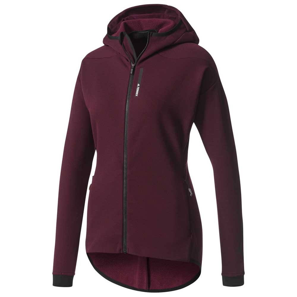 adidas Terrex Climaheat Ultimate Fleece , Runnerinn Jakker