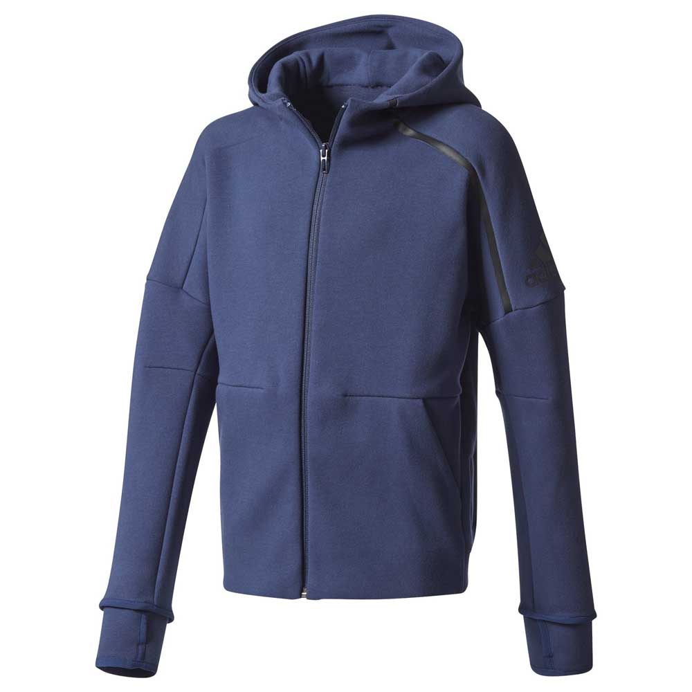 adidas zne 2 0 hoodie buy and offers on runnerinn. Black Bedroom Furniture Sets. Home Design Ideas