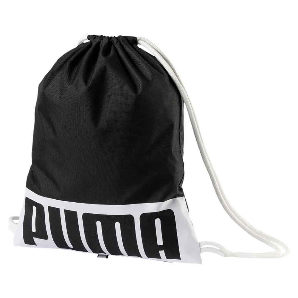 b35866b967de Puma Deck Gymsack Black buy and offers on Runnerinn