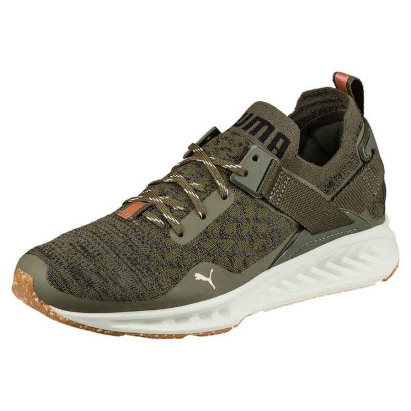 Puma Ignite evoKNIT Lo VR Green buy and offers on Runnerinn 116bb708c54