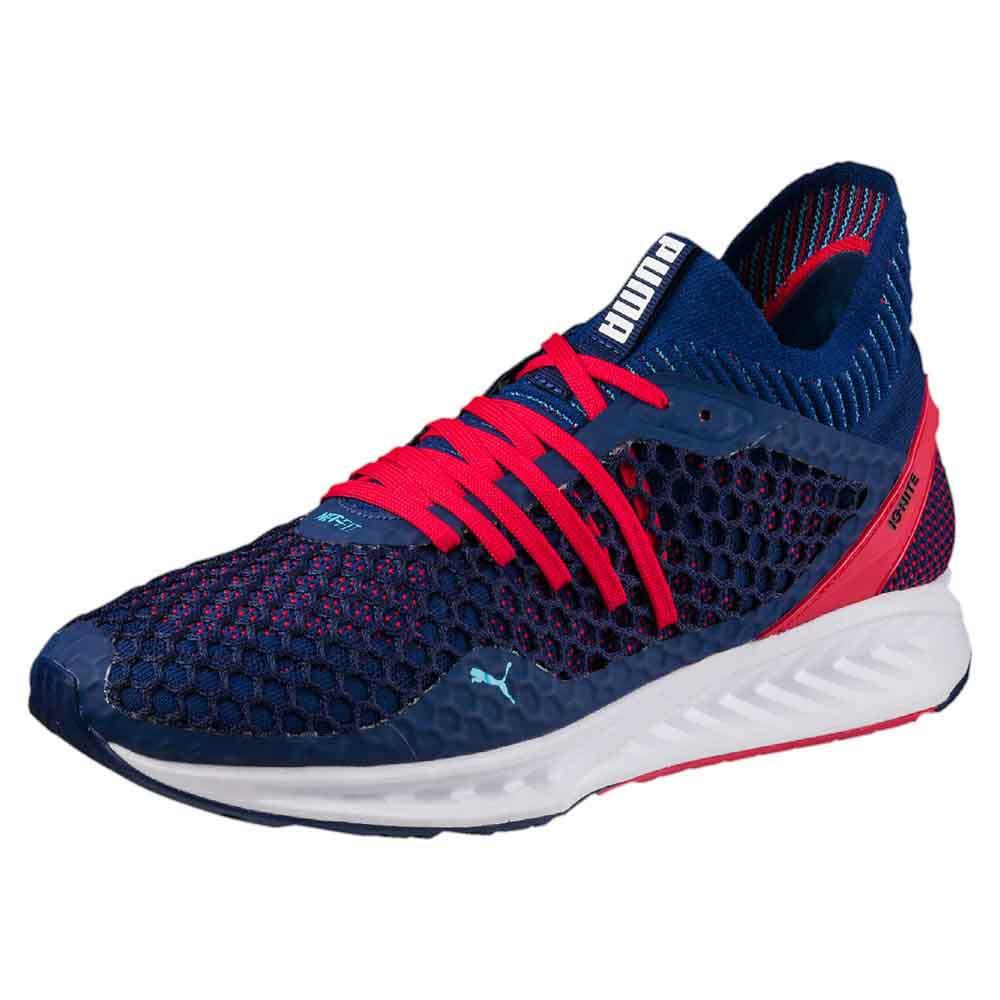 dae83d486d8160 Puma Ignite Netfit White buy and offers on Runnerinn