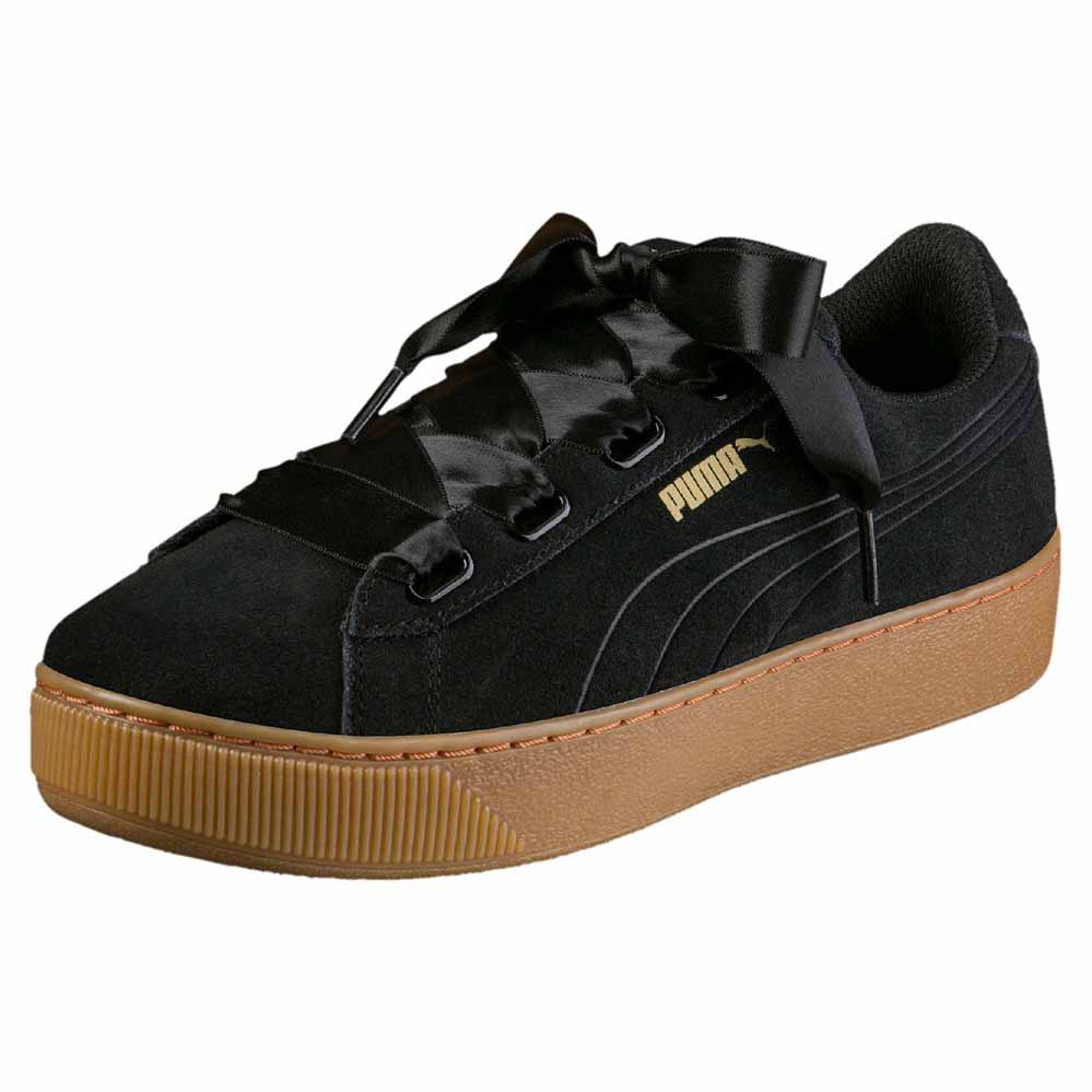 puma vikky platform ribbon buy and offers on runnerinn. Black Bedroom Furniture Sets. Home Design Ideas