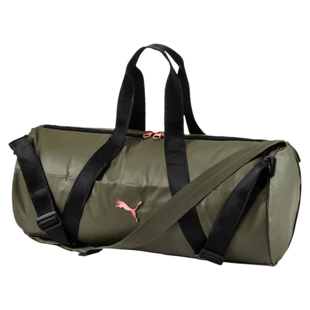 Puma VR Combat Sports Bag Green buy and offers on Runnerinn 346b6c02c46ee