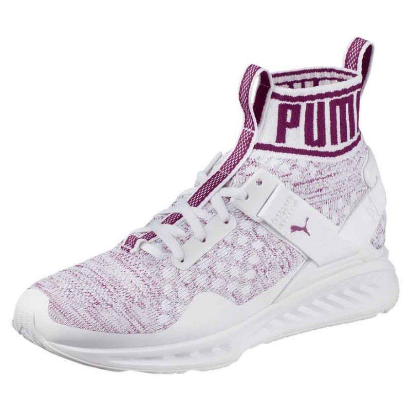 Puma Ignite Evoknit White buy and offers on Runnerinn f1b106b10d51