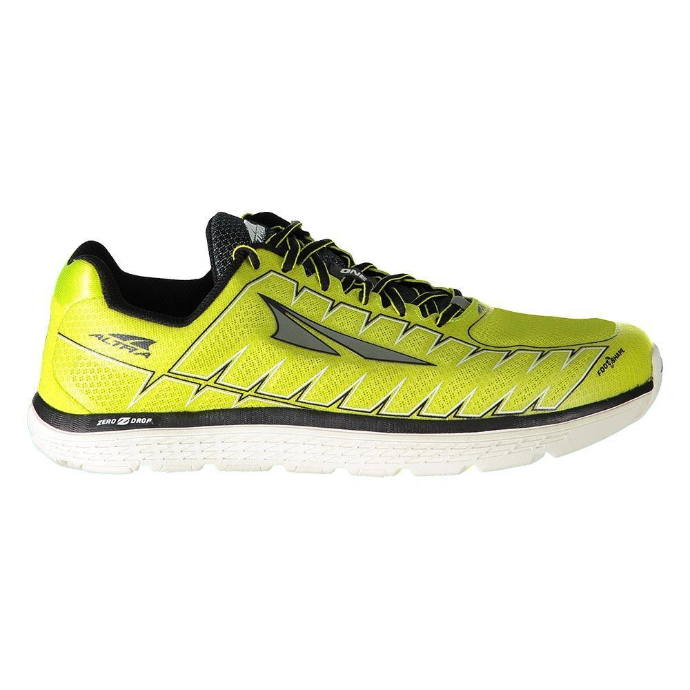 51e036fe9f49 Altra One V3 Yellow buy and offers on Runnerinn