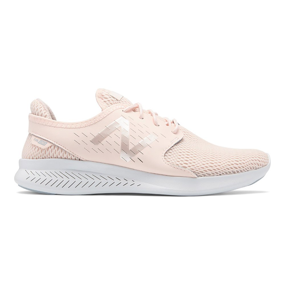 correr estudio Mexico  New balance FuelCore Coast V3 Pink buy and offers on Runnerinn