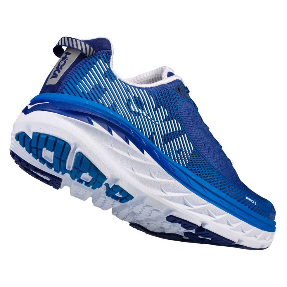 size 40 b4a21 c62be Hoka one one Bondi 5