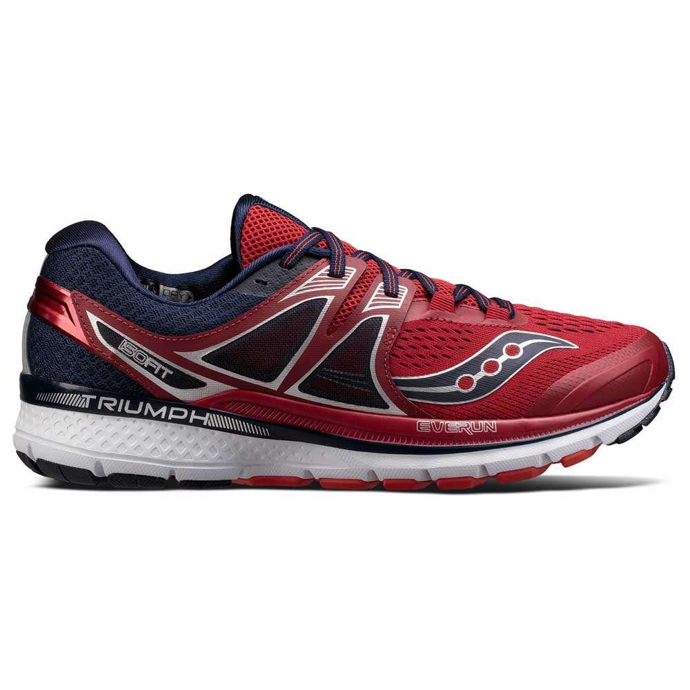Saucony Triumph Iso  Running Shoes Reviews