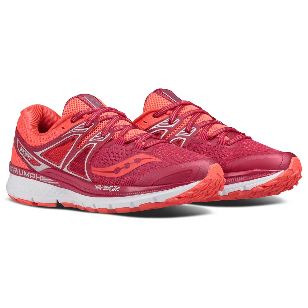 f10933ce Saucony Triumph Iso 3 Red buy and offers on Runnerinn