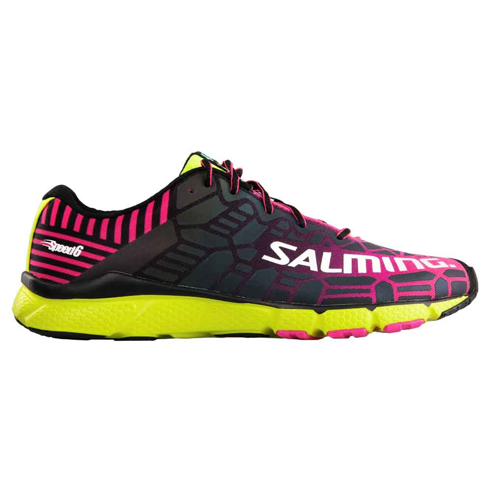 best sneakers 02691 1e29c Salming Speed 6 Negro comprar y ofertas en Runnerinn