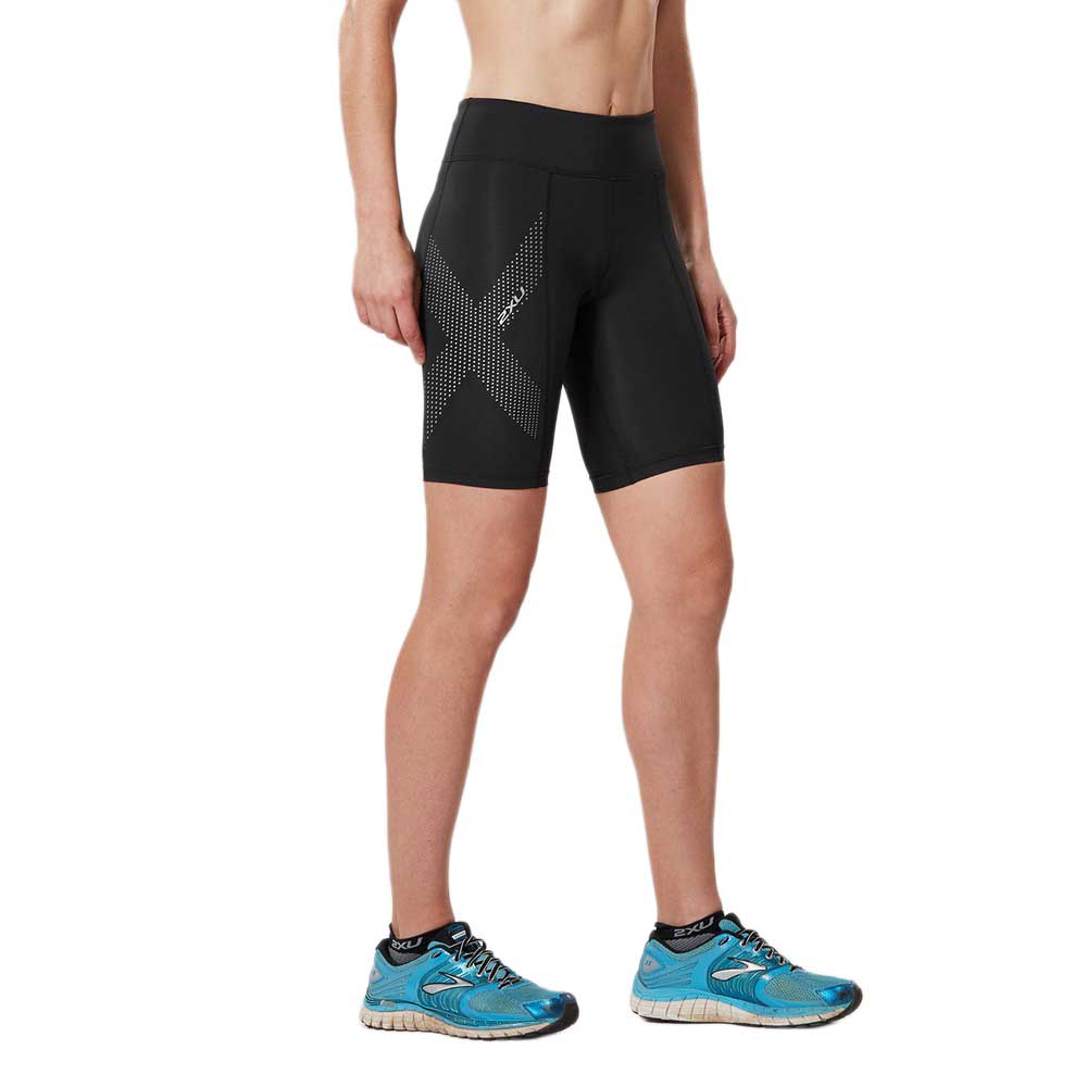 2xu Mid Rise Compression Short