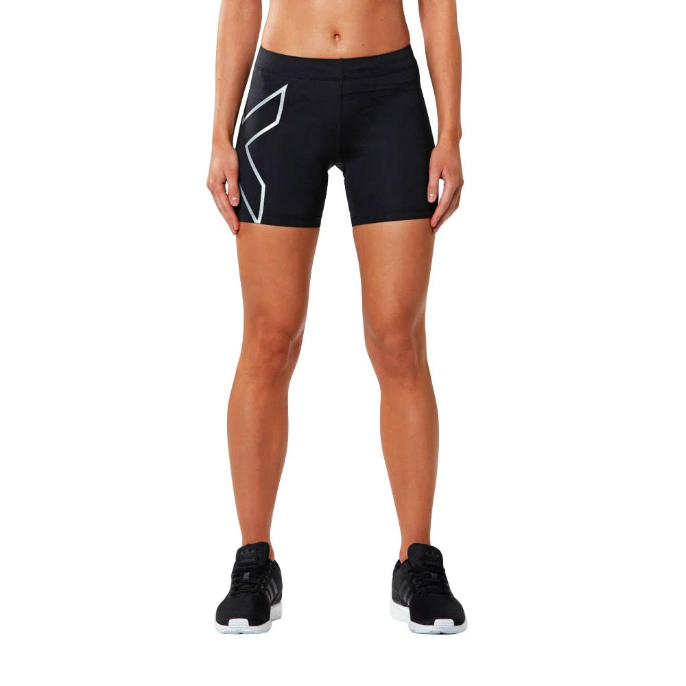 3d875a7db2291 2xu Compression 5 Short Black buy and offers on Runnerinn