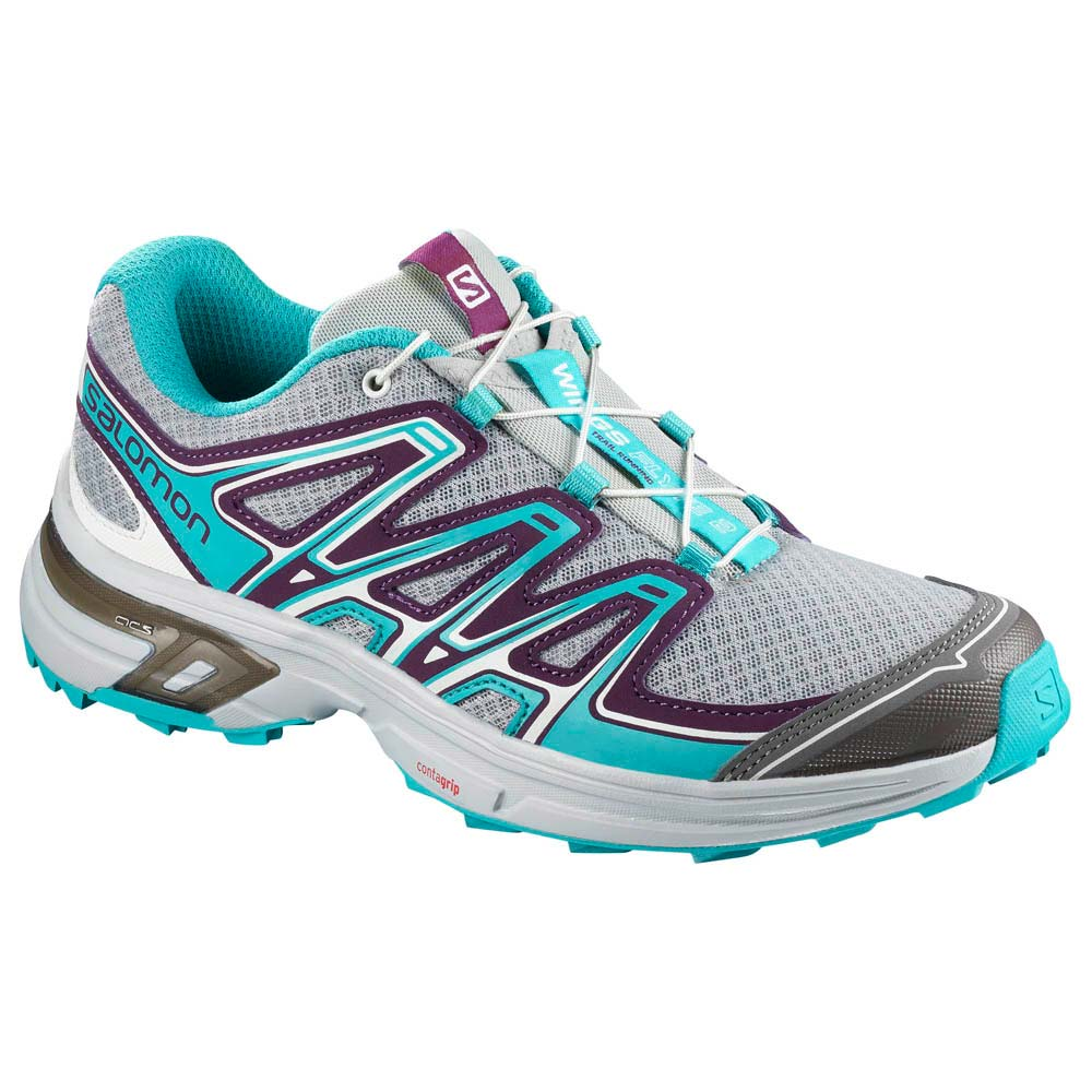 89785d46acbcc Salomon Wings Flyte 2 Blue buy and offers on Runnerinn