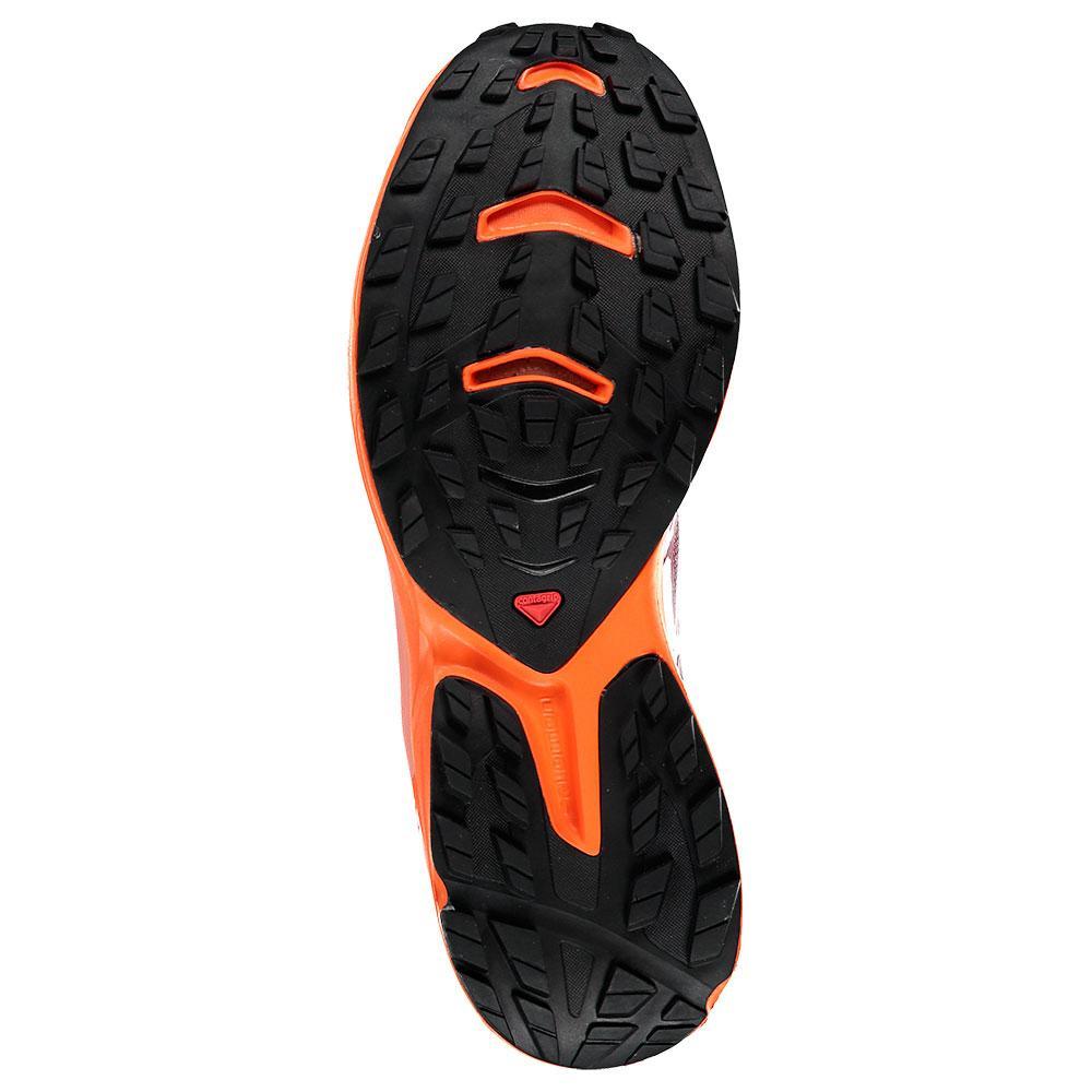 best loved 3ea79 3110d Salomon Wings Pro 3 Orange buy and offers on Runnerinn