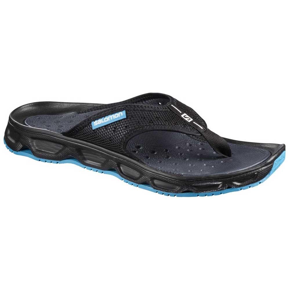 Salomon Mens RX Break 4.0 Walking Shoes Sandals Green Sports Breathable