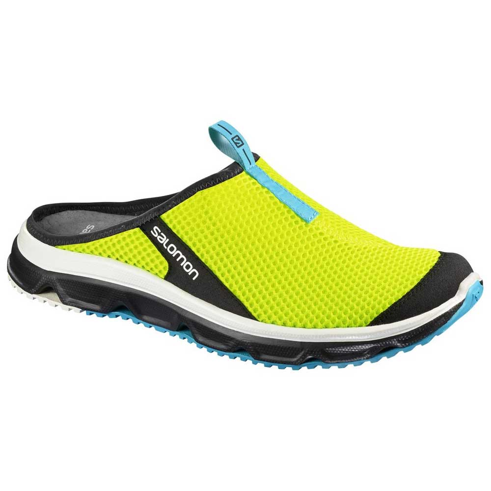 Salomon RX Slide 3.0 Yellow buy and offers on Runnerinn 3f1f417a224