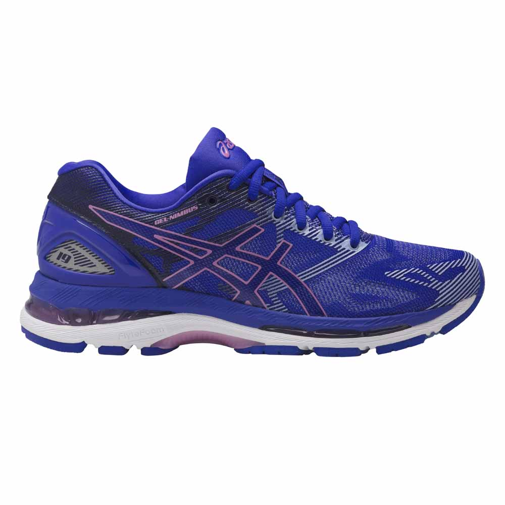 Asics Gel Nimbus 19 EU 37 Blue Purple / Violet / Airy Blue