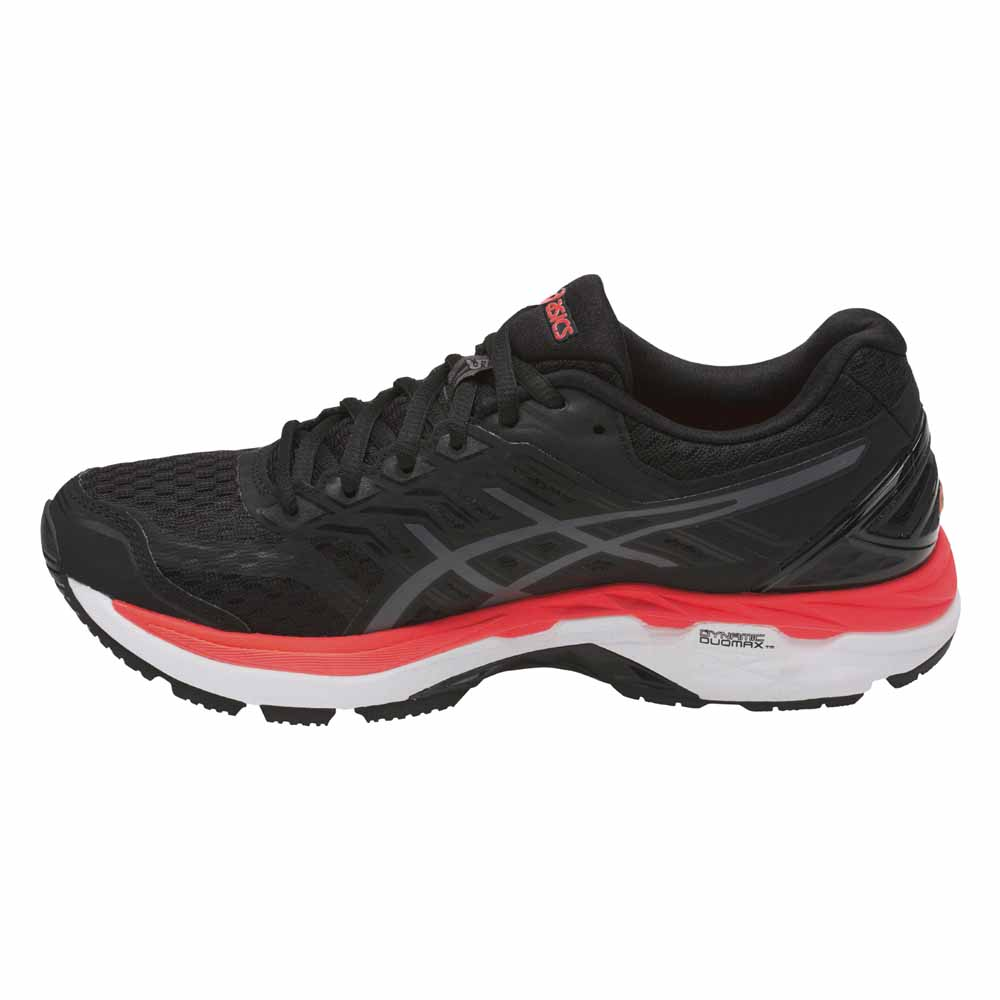 Zapatillas running Asics Gt 2000 5 EU 37 Black / Carbon / Flash Coral