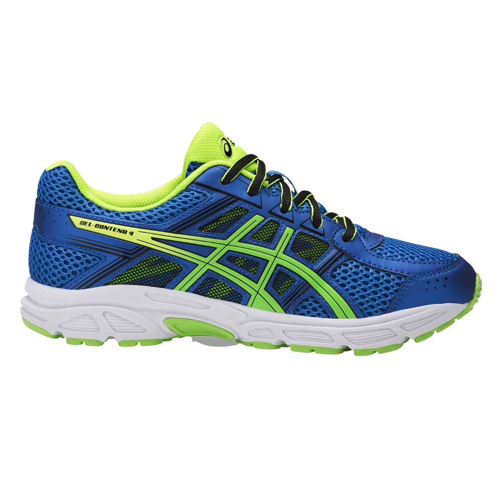 Asics Gel Contend 4 GS Blue buy and offers on Runnerinn 9de1b13e70c4