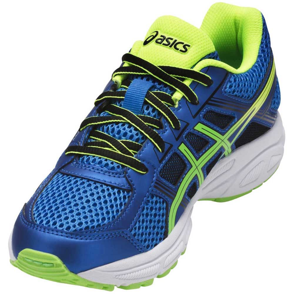 Asics Gel Contend 4 GS Blue buy and offers on Runnerinn