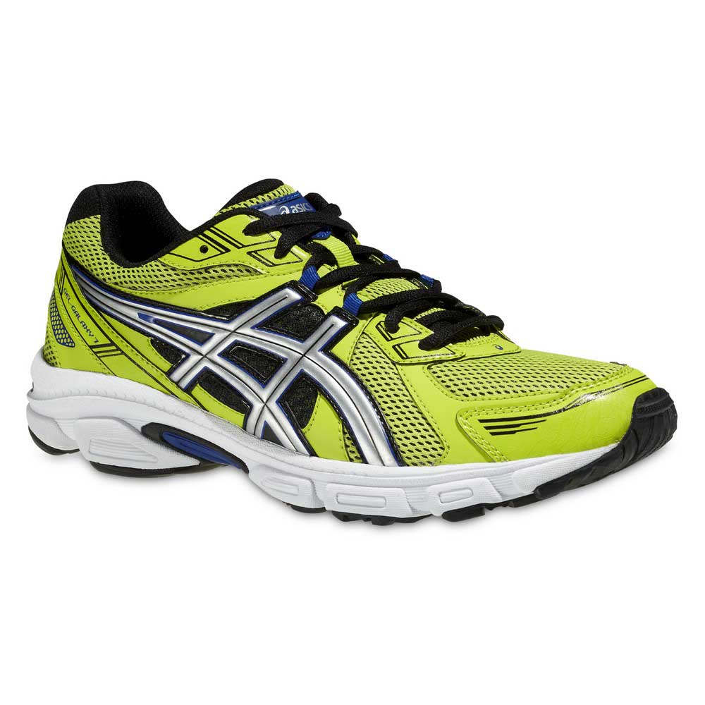 Shoes ASICS Gel Galaxy 7 GS C411N BlackOrangeFlash Yellow 9032