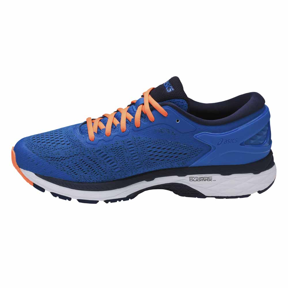 bf1f287e295 Asics Gel Kayano 24 Blue buy and offers on Runnerinn