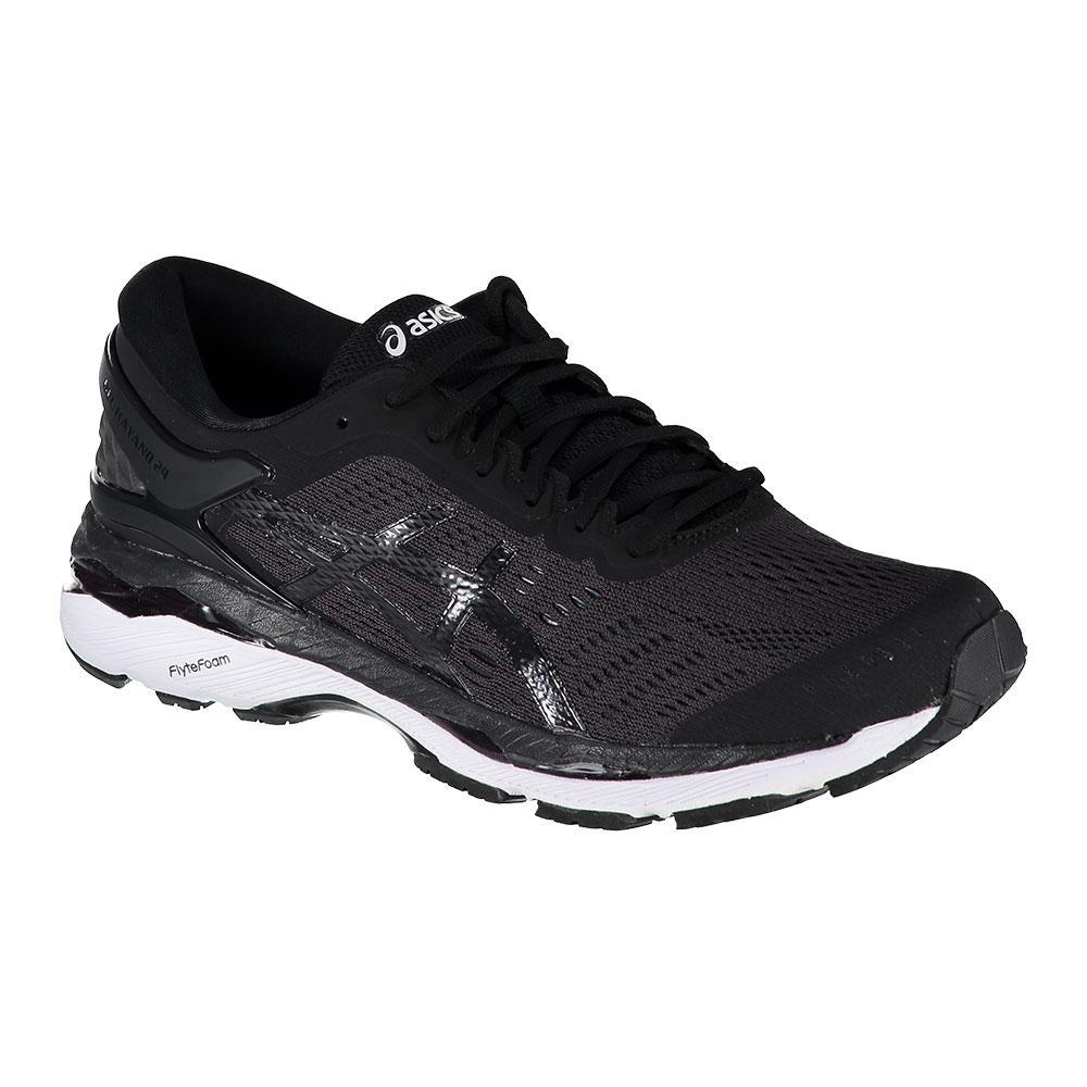 e959b6179003 Asics Gel Kayano 24 Black buy and offers on Runnerinn