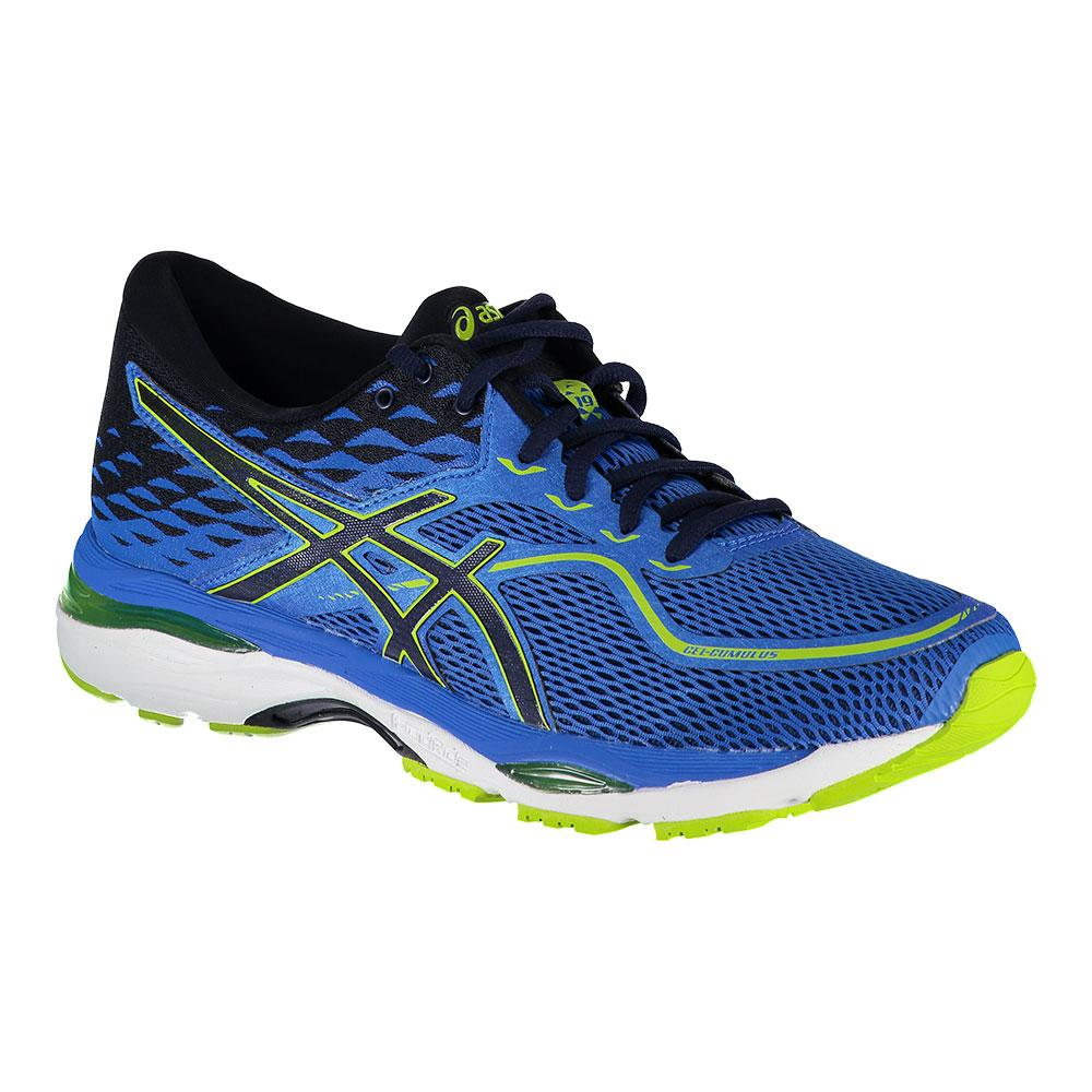 4ce792eccd5 Asics Gel Cumulus 19 Blue buy and offers on Runnerinn