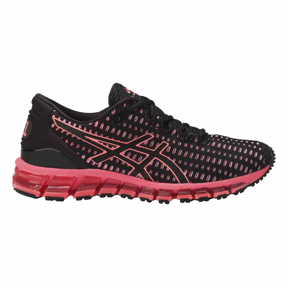 Asics Gel Quantum 360 Shift EU 36 Black / Flash Coral / Black