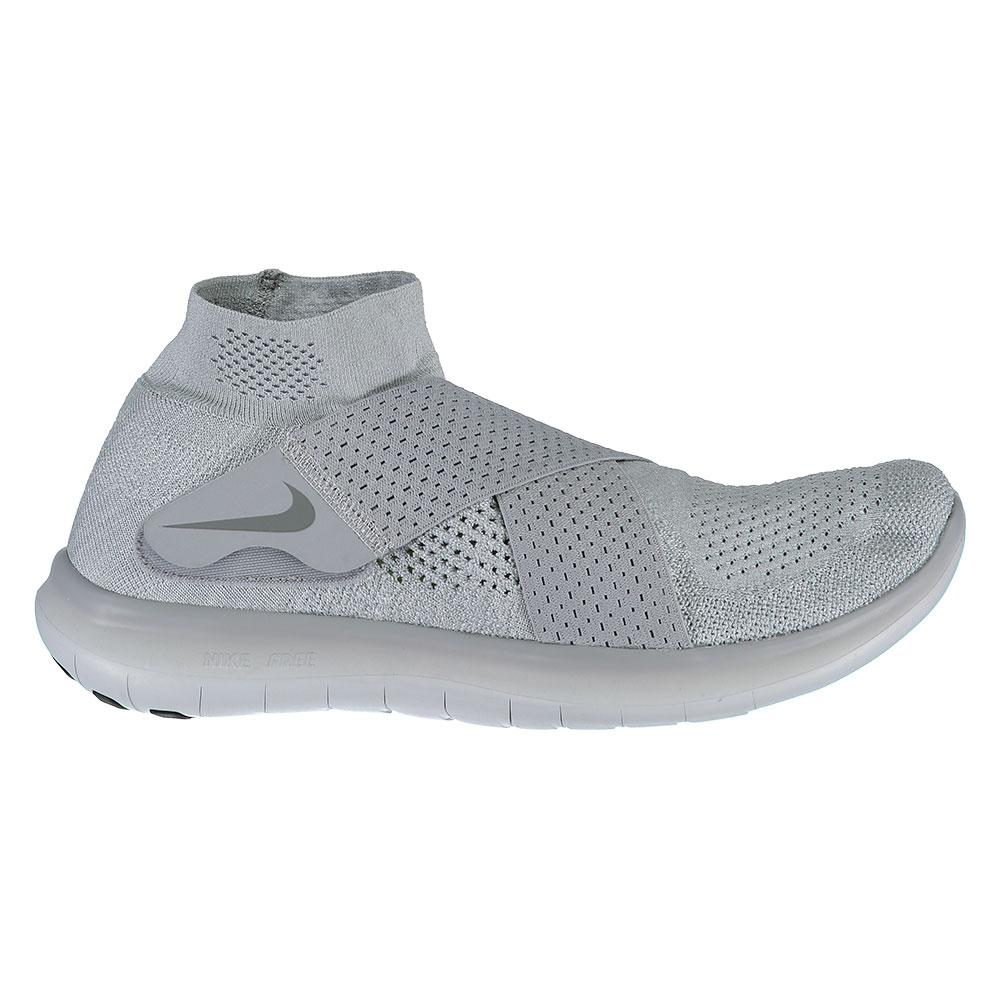 Semejanza cangrejo Industrial  Nike Free RN Motion Flyknit 2017 Grey buy and offers on Runnerinn