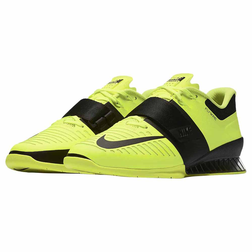 Nike Romaleos 3 Yellow buy and offers on Runnerinn 0a32cb4fe