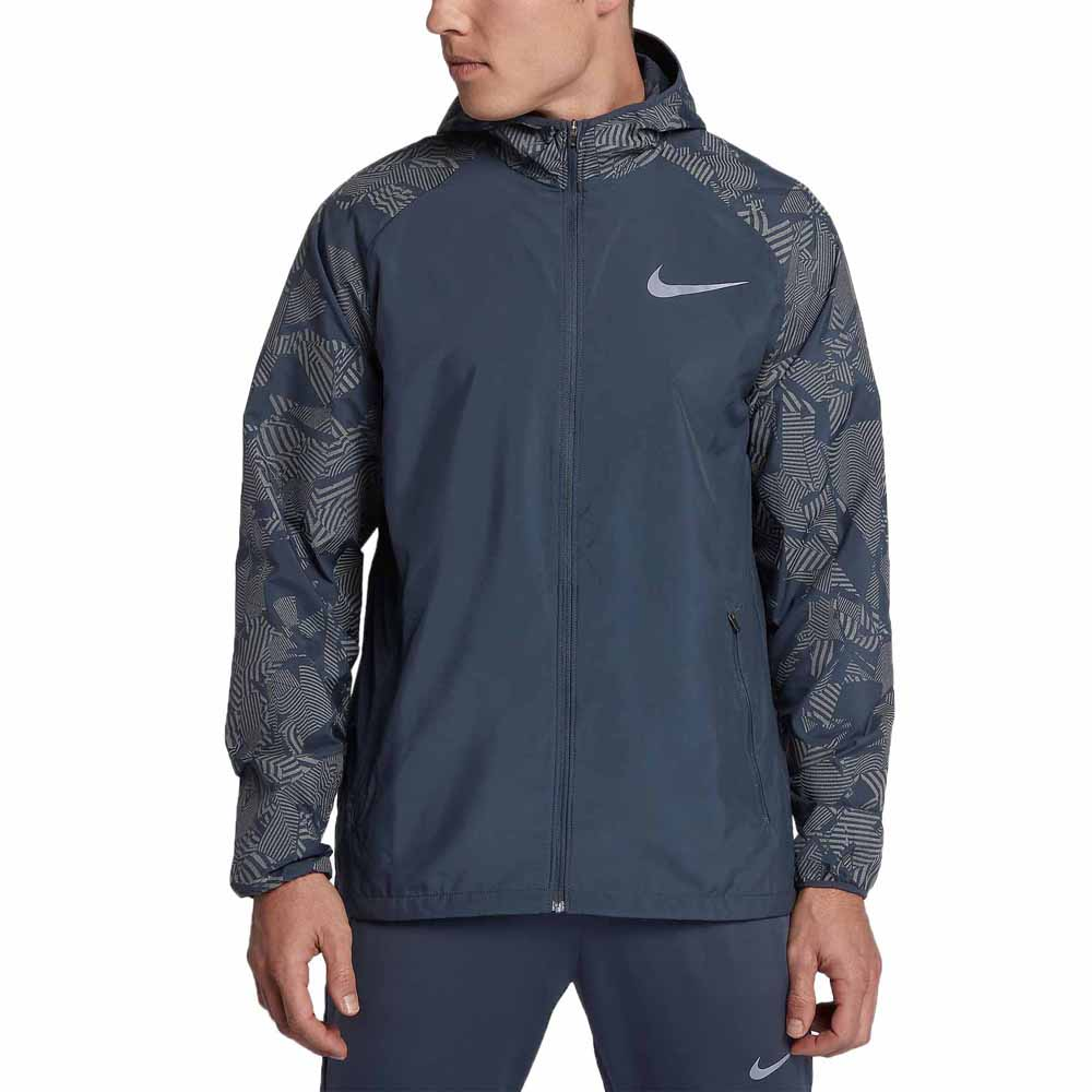 1119c81a21 Nike Essential Flash Hoodie, Runnerinn Куртки