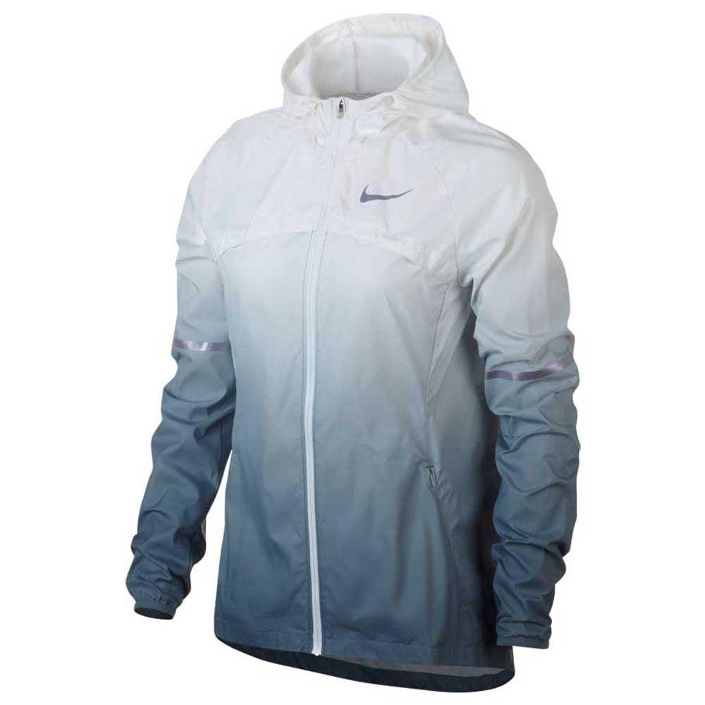 Nike Shield Hoodie Prism kjøp og tilbud, Runnerinn Jakker