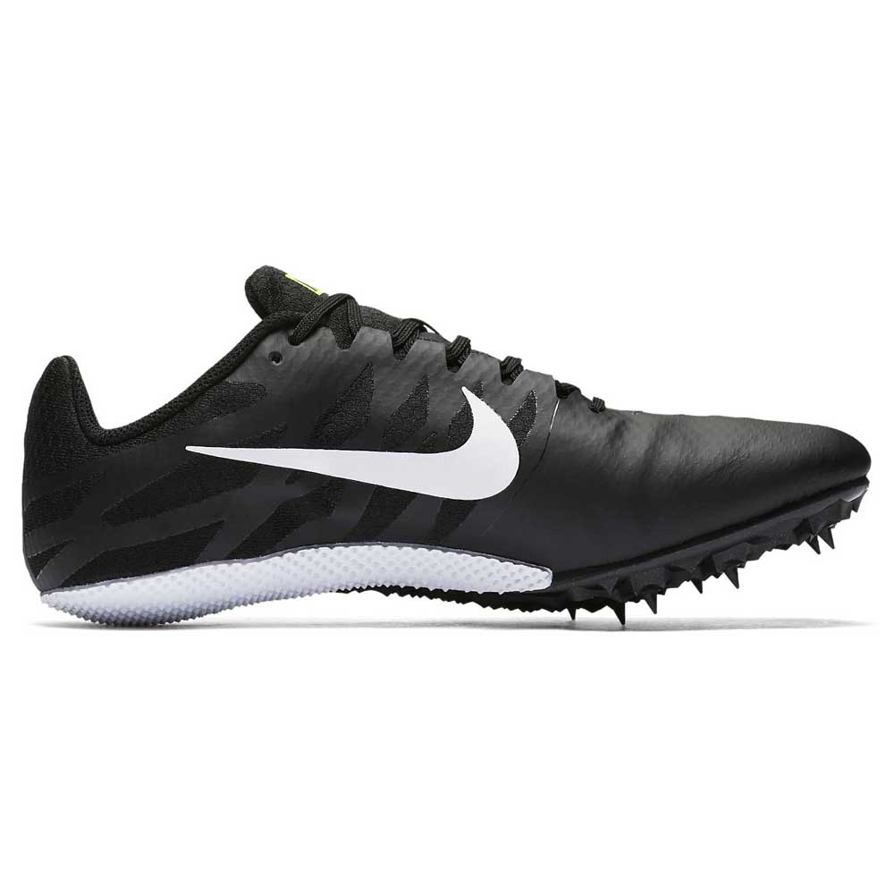 984195d0249e40 Nike Zoom Rival S 9 Black buy and offers on Runnerinn