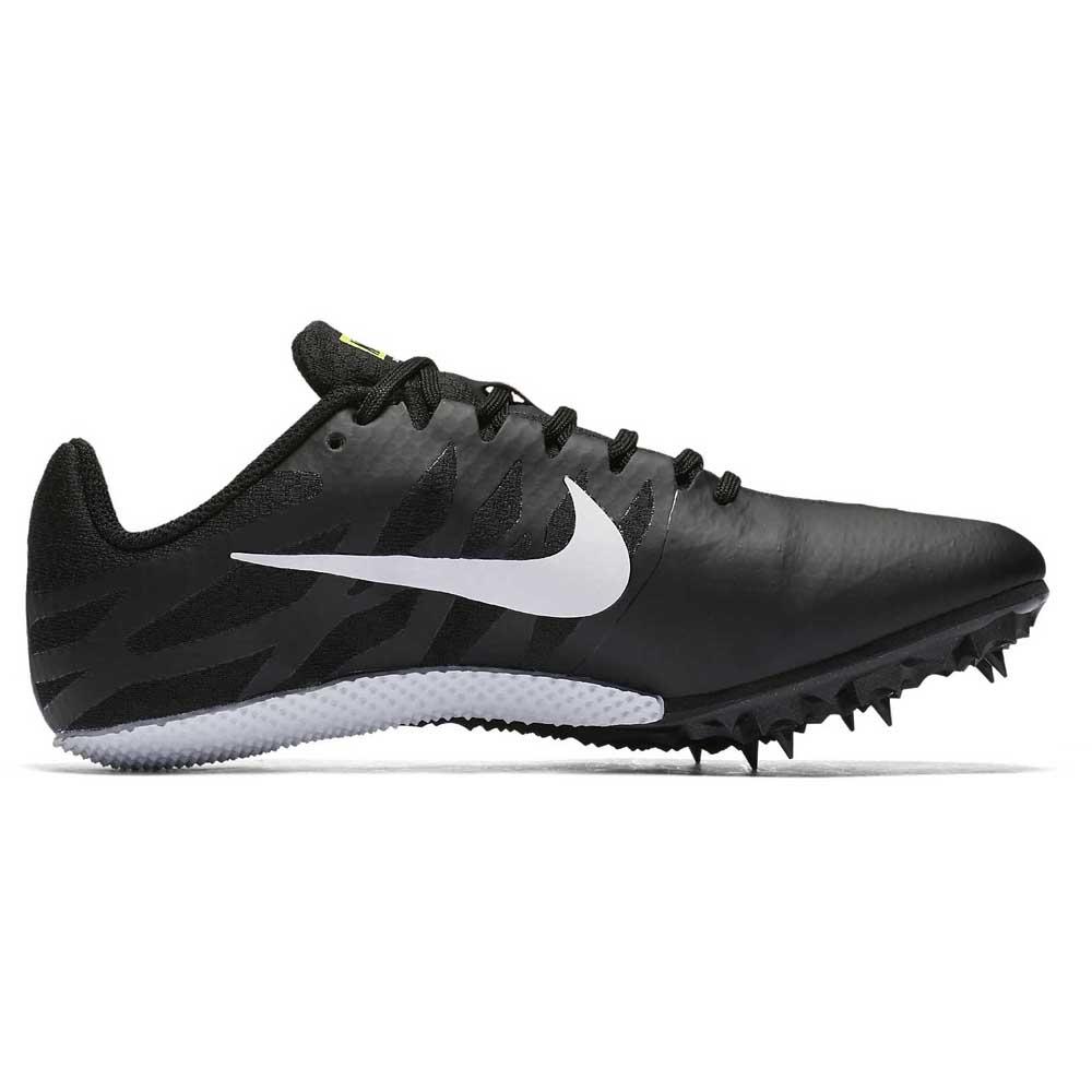 30f1ba3da9d0 Nike Zoom Rival S 9 Black buy and offers on Runnerinn