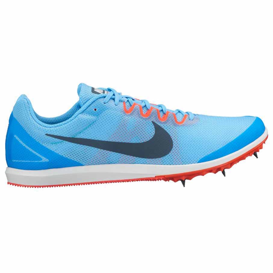 65c3fd23dab3 Nike Zoom Rival D 10 Blue buy and offers on Runnerinn