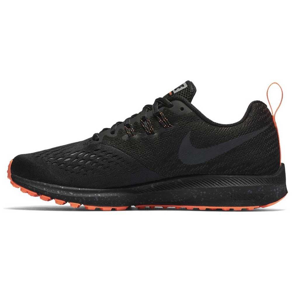 f3c3e5084562 Nike Zoom Winflo 4 Shield Черный, Runnerinn Для бега