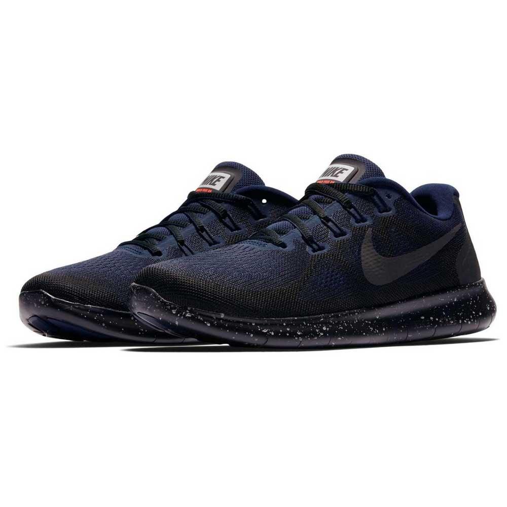 53b4a2b05ec4 Nike Free RN 2017 Shield Negro comprar y ofertas en Runnerinn