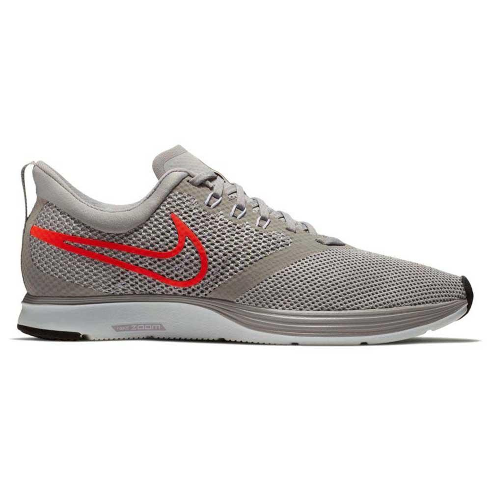 47fb44e325813 Nike Zoom Strike Grey buy and offers on Runnerinn