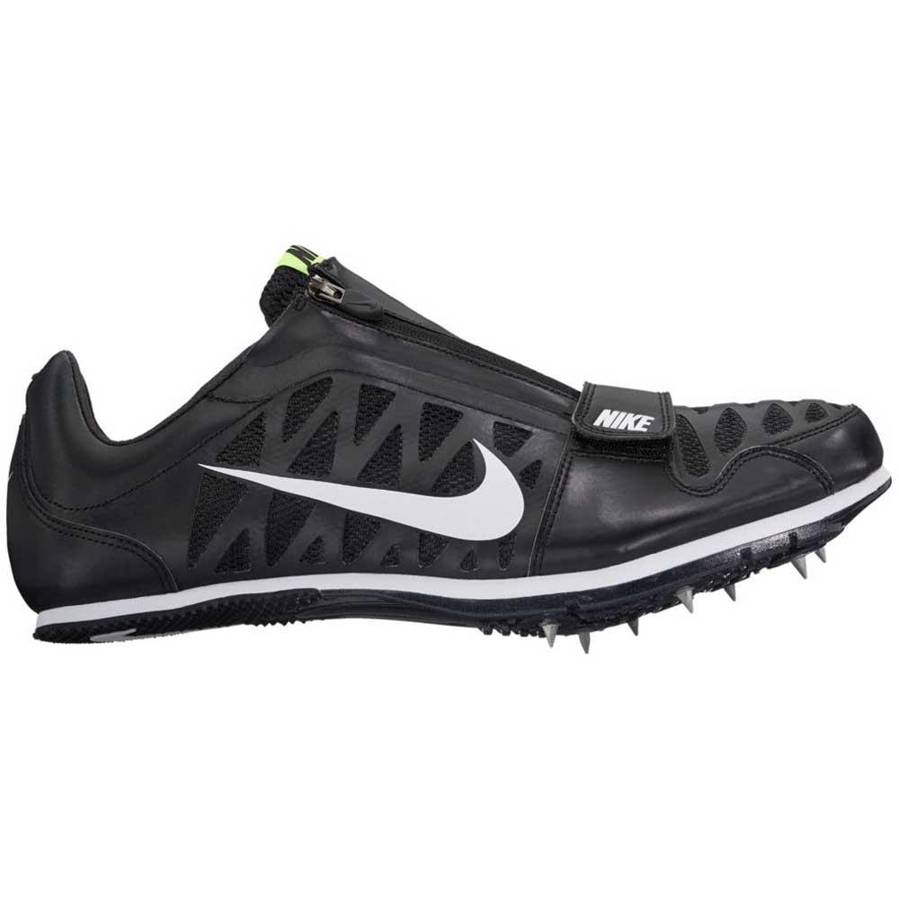 hot sale online 4ec06 04e29 Nike Zoom Lj 4 Black buy and offers on Runnerinn