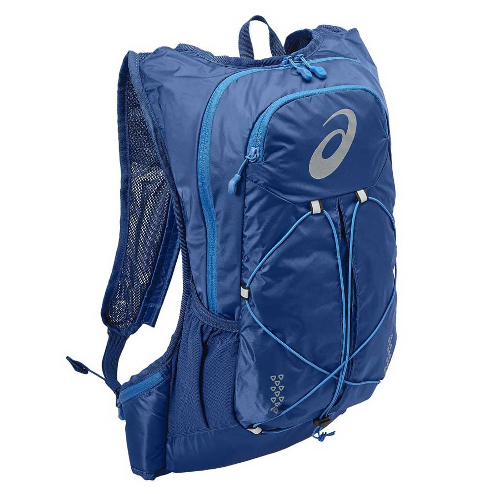 cc7f43d752 Asics Lightweight Running Backpack Blue, Runnerinn